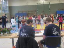 2015 - 1. Schulmeisterschaft